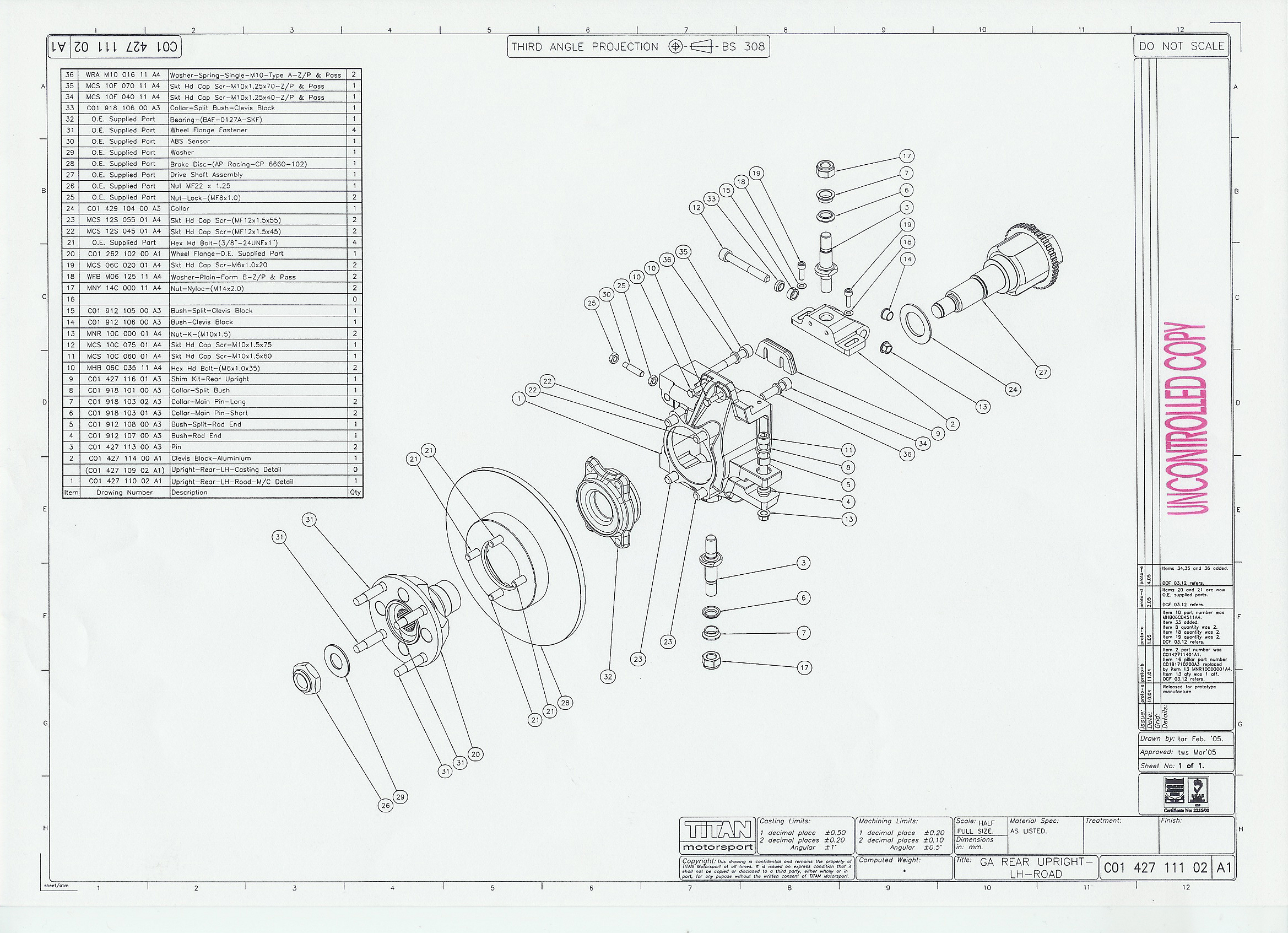 rear upright diagram links to other 7 resources caterham wiring diagram at mifinder.co
